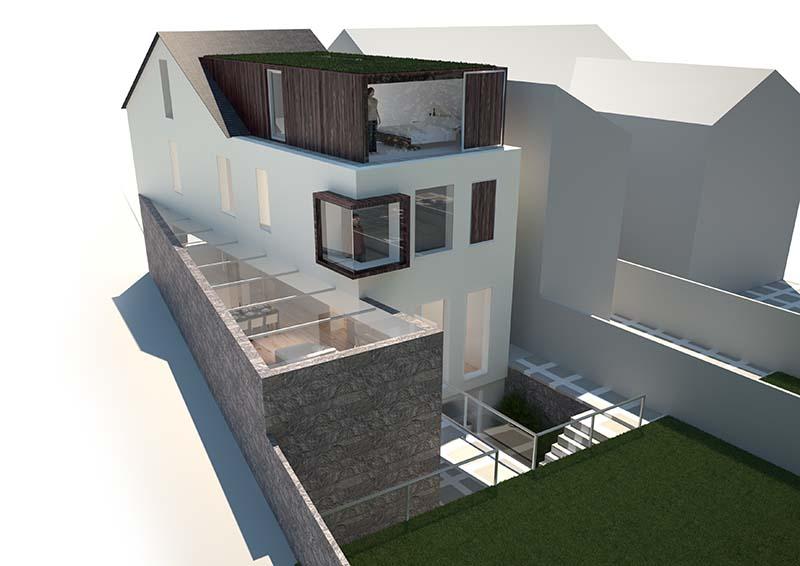 New Build House, Selly Oak, Birmingham
