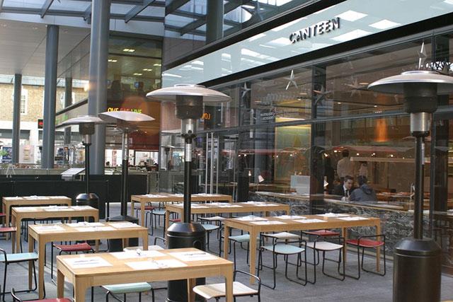 Canteen Restaurants